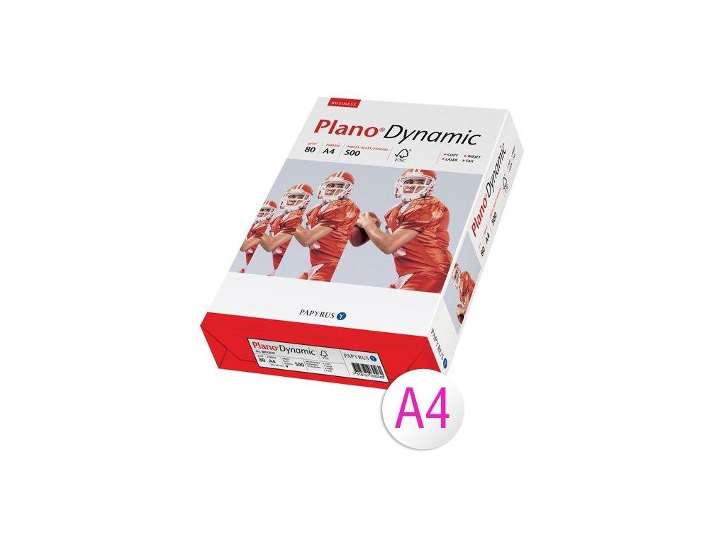 PLANO Dynamic A4 80g