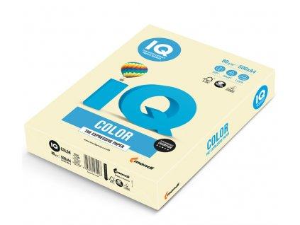 IQ COLOR BE66 A4 160g vanilková