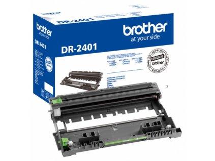 Originální toner  Brother DR2401 černý