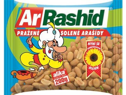 Ar.Rashid pražené arašídy solené 200g