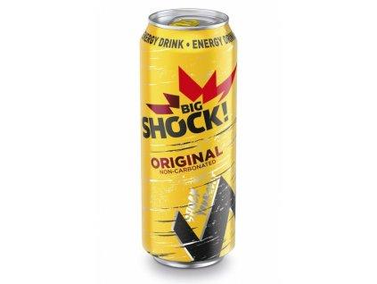 Big Shock energetický nápoj 6x0,5l