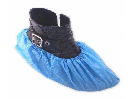 NÁVLEKY na boty modré 40x14cm 100ks