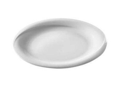 Talíř mělký porcelánový