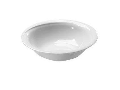 Talíř hluboký porcelánový