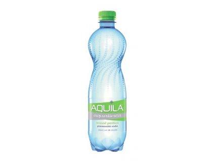 Aquila jemně perlivá 12x0,5l