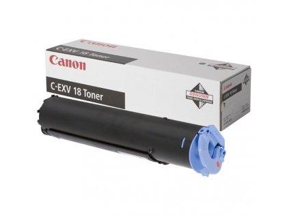 Originální válec Canon CEXV18 černý