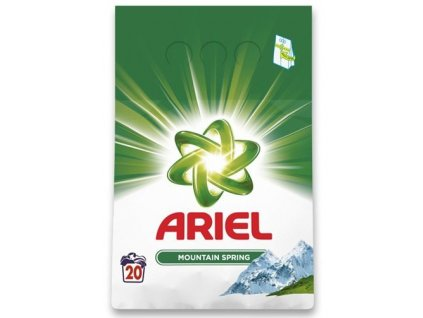 Ariel Mountain Spring prací prášek 1.4kg