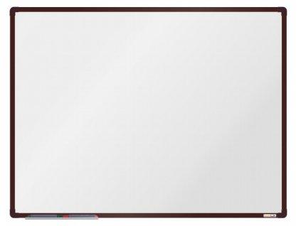 Lakovaná tabule BoardOK 120x90cm hnědá