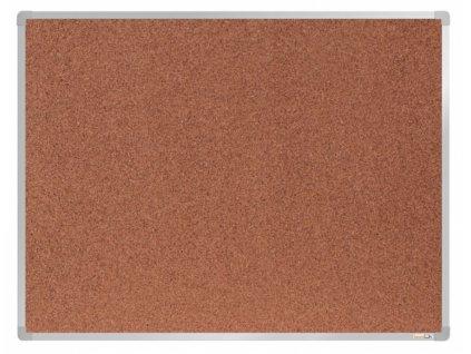 Korková tabule BoardOK 120x90cm elox