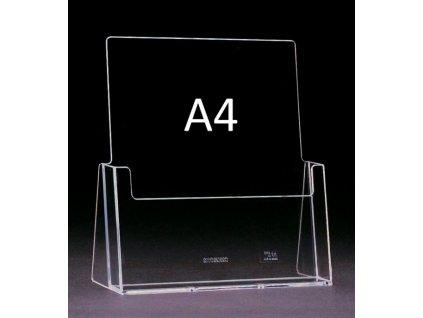 Jednokapsový stojánek A4 C230