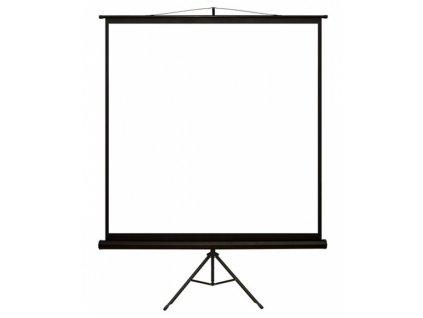 Projekční plátno 4World stativové 152x152cm
