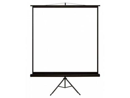 Projekční plátno 4World stativové 178x178cm