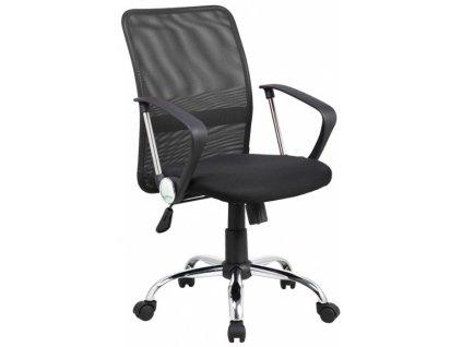 Kancelářská židle LIPSI černá