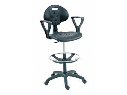 Židle pracovní 1290+extend