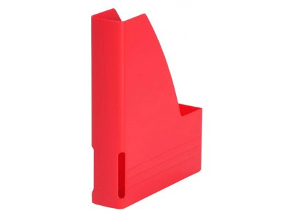 Magazin box Chemoplast plastový A4 červený