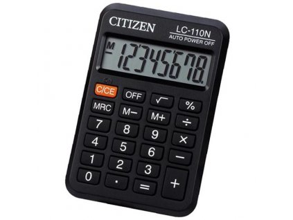 Kalkulačka CITIZEN LC 110N