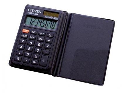 Kalkulačka CITIZEN SLD 200N