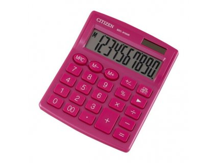Kalkulačka CITIZEN SDC 810PKE