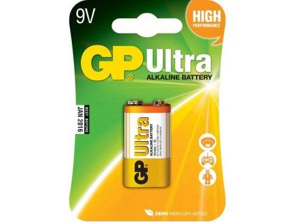 Alkalická baterie GP Super 9V