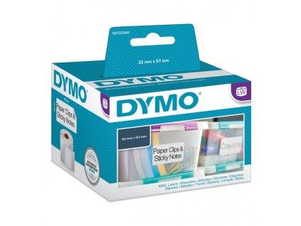 DYMO LabelWriter štítky 11354 - 57x32mm