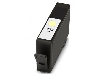 Kompatibilní  inkoust HP T6M11AE no.903XL žlutý
