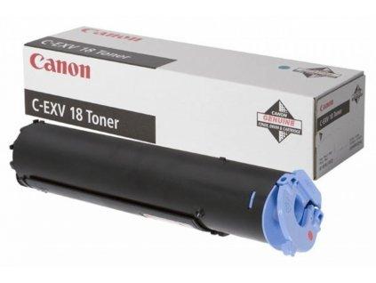 Originální toner Canon CEXV18