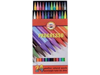 Pastelky 8758 PROGRESSO 24ks