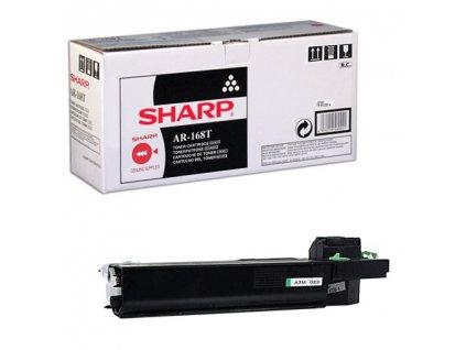 Originální toner Sharp AR-168LT černý