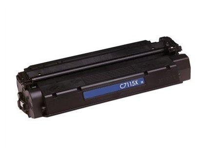 Kompatibilní toner HP C7115X černý