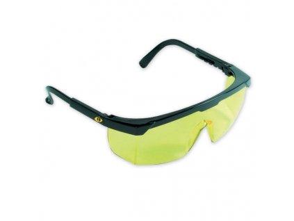 Brýle CXS KID ochranné žluté