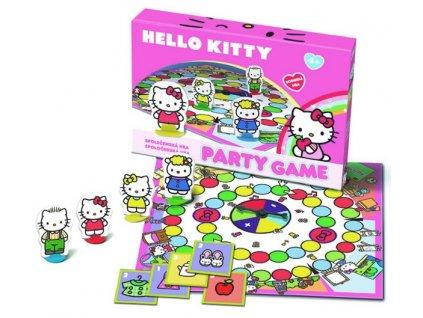 Hra společenská Hello kitty