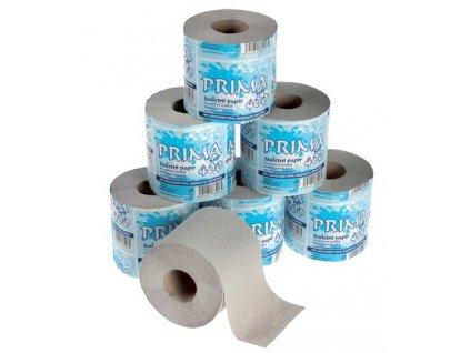 Toaletní papír 400 PRIMA SOFT modrý