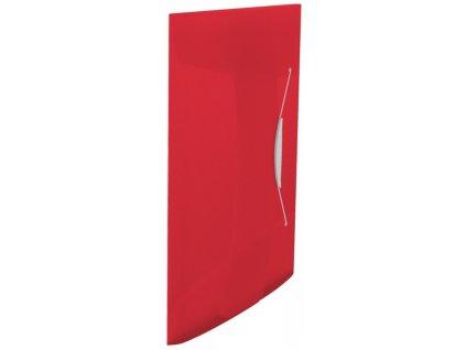 Desky na spisy Esselte VIVIDA červené