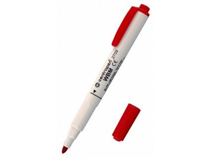 Centropen 2709 WB Marker červený