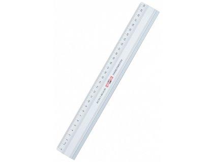 Pravítko kovové 30cm
