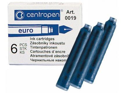 Bombičky inkoustové modré 6ks