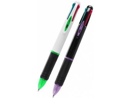 Kuličkové pero Easy čtyřbarevné