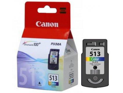Originální inkoust Canon CL513 barevný
