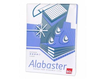 ALABASTER A4 80g