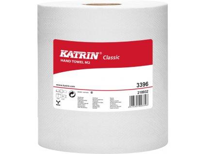 Papírové ručníky v roli KATRIN Basic M2 433276