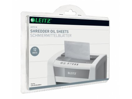 Čisticí olejové listy Leitz IQ