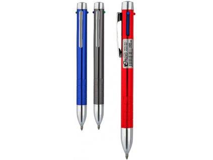Kuličkové pero Darcy EMPEN čtyřbarevné