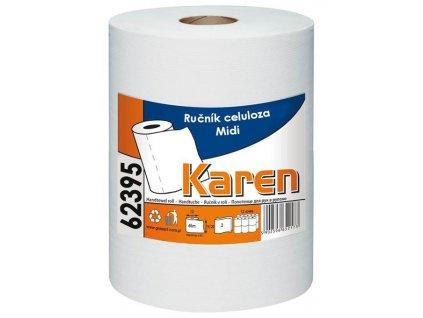 Papírové ručníky v roli Karen - 62395