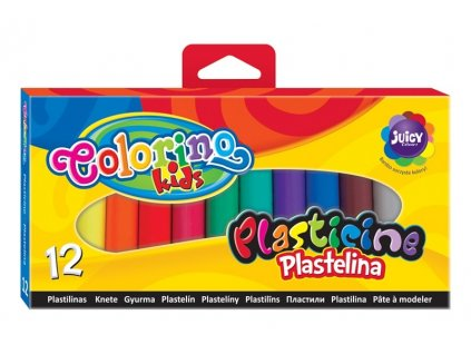 Modelovací hmota Colorino 12 barev