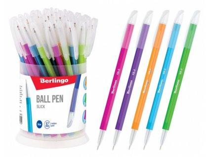 Kuličkové pero Berlingo Slick