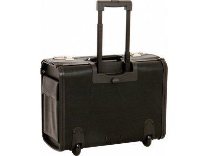Kufr na kolečkách 460x350x120cm černý