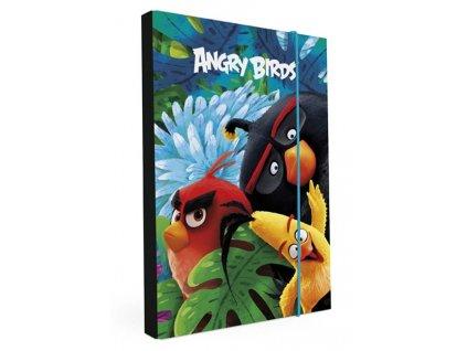 Box na sešity A4 Angry Birds Movie