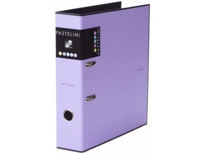 Pákový pořadač Pastelini A4 fialový