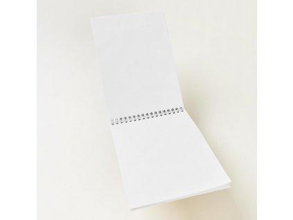 Blok BOBO A5 čistý