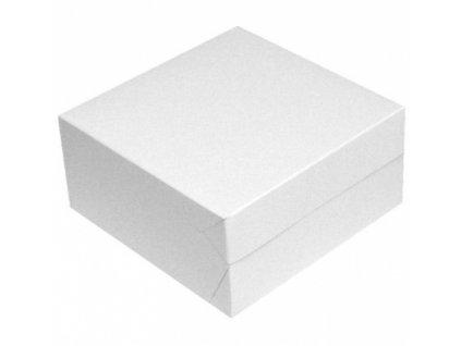 Krabice dortová 18x18x9cm 50ks